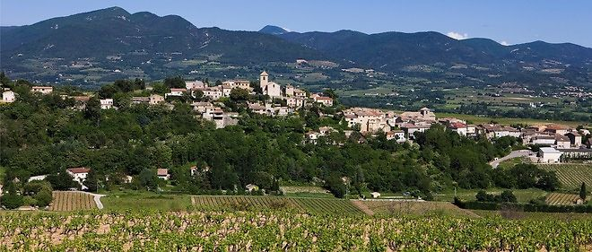 photo vinsobres ventoux